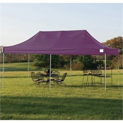 10'x20' Pro Pop-Up Canopy Straight Leg with Cover