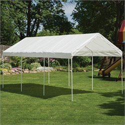 ShelterLogic Max AP 10'x20' Canopy in White