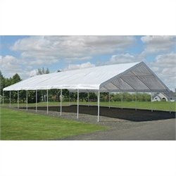 ShelterLogic Super Max Premium Canopy in White