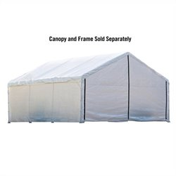ShelterLogic 18'x30' Canopy Enclosure Kit in White