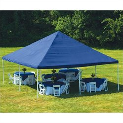 ShelterLogic Super Max 20'x20' Canopy in Blue