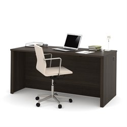 Embassy Executive Desk in Dark Chocolate 6040X