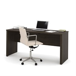 Embassy Desk Sheel in Dark Chocolate 6061X