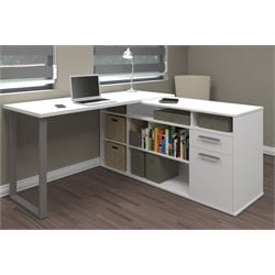 Bestar Solay L-Shaped Desk