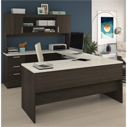 Bestar Ridgeley U-shaped Desk