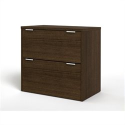 Bestar Contempo Lateral File in Tuxedo