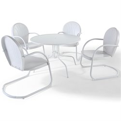Griffith 5 Piece Outdoor Dining Set