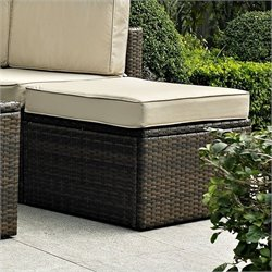 Patio Ottomans & Footrests