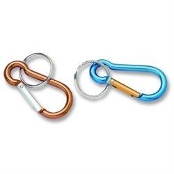Baumgartens Carabiner Key Chains