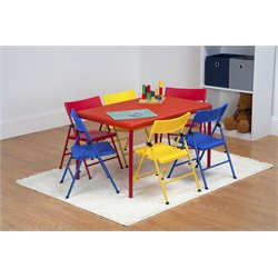 7 Piece Children's Table Set