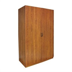 Wardrobe in American Cherry