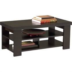 Coffee Table in Black Forest Finish
