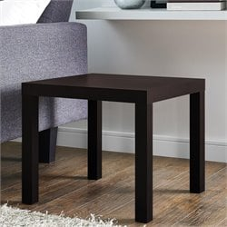 End Table in Espresso