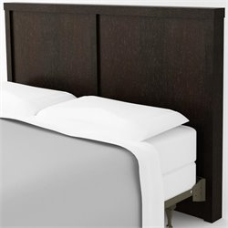 Full and Queen Headboard in Black Forest