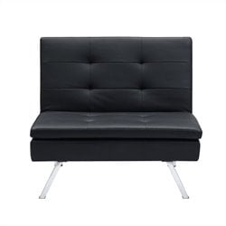 Convertible Chair in Black