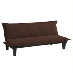 Futon Sofa in Brown