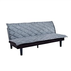 Convertible Sofa in Gray