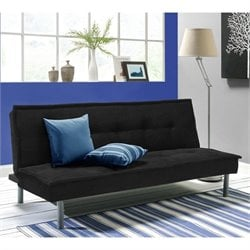 Futon in Black