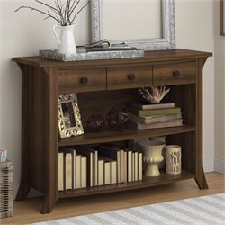Console Table in Homestead Oak
