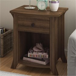 1 Drawer Nightstand in Homestead Oak