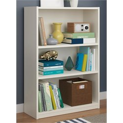 Core 3 Shelf Bookcase