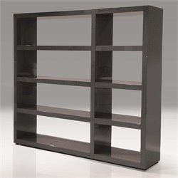 Mobital Palma Bookshelf in Grey