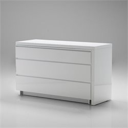 Mobital Savvy 3 Drawer Extension Dresser