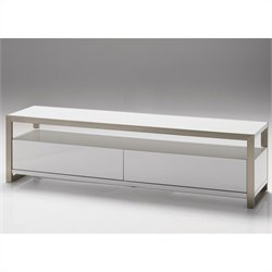 Mobital Brando TV Stand in White