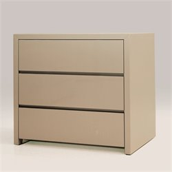 Mobital Blanche 3 Drawer Chest