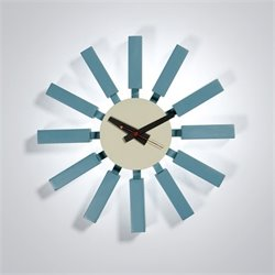 Mobital Ocean Wall Clock in Blue
