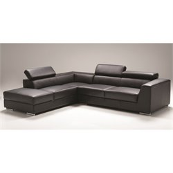 Mobital Icon Sectional in Black