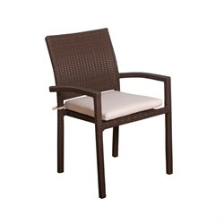 Atlantic 4 Piece Patio Dining Chair