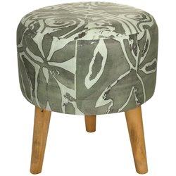 Oriental Furniture Oliva Stool