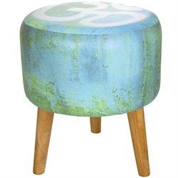 Oriental Furniture Om Stool
