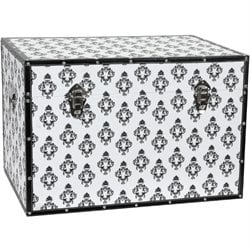 Damask Storage Trunk