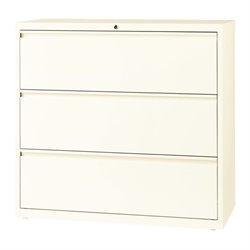 3 Drawer Lateral File Cabinet in Cloud
