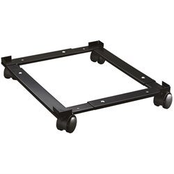 Adjustable File Caddy in Black