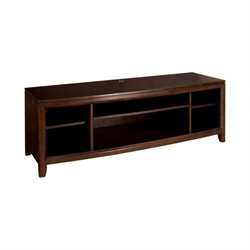 Hammary Tribecca TV Stand in Root beer
