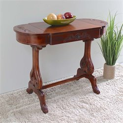 Windsor Carved Writing Desk
