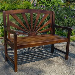 Outdoor 4' Patio Bench