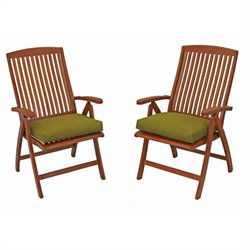 Outdoor Patio Chair (Set of 2)