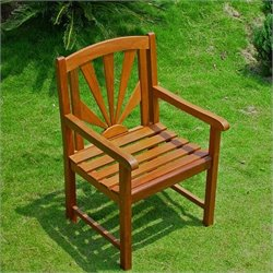 Patio Chairs (Set of 2)