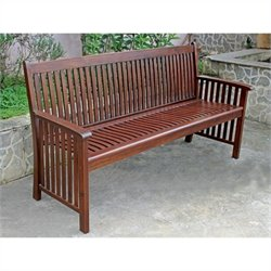 3-Seater Patio Garden Bench