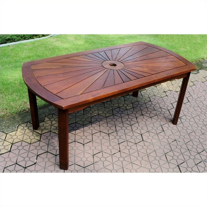 patio coffee table vf 4134