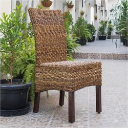 Arizona Woven Abaca Dining Chair