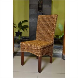 Gaby Woven Abaca Dining Chair