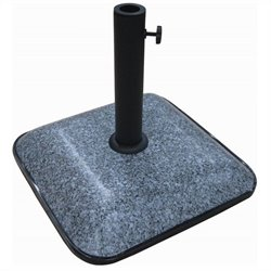 Patio Umbrella Base in Grey
