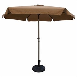 Patio Umbrella in Chocolate