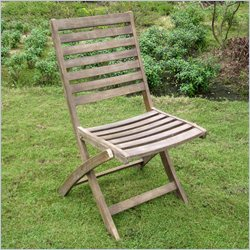 International Caravan Royal Tahiti Set of 2 Folding Patio Chair