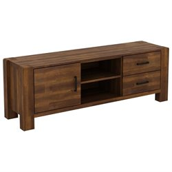 TV Stand in Brown